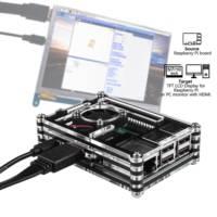 Raspberry Pi 3 b+ estuche caja de transporte