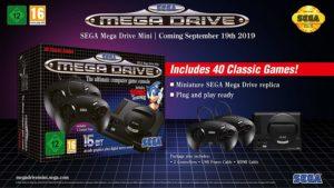 SEGA Megadrive Mini 2