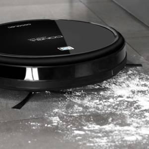 Robot aspirador que friega y deja todo muy limpio – Conga