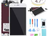 pantalla de repuesto para iphone 6 blanca