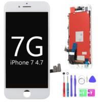 pantalla de repuesto para iphone 7 blanca mejor precio