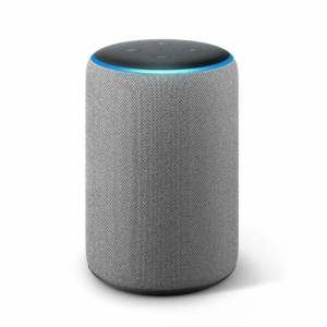 Que es la barra Alexa con voz