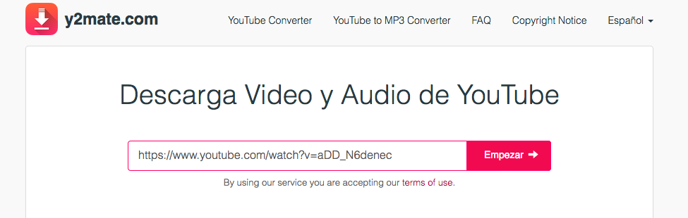 como descargar videos de youtube en pc