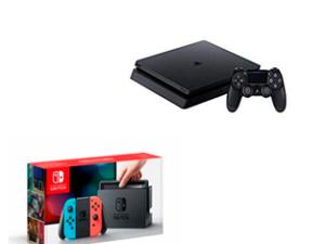 videoconsolas y juegos