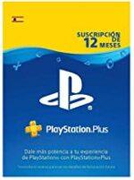 Tarjeta recarga PSN Sony Playstation