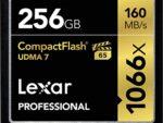 Tarjetas de memoria Compact Flash