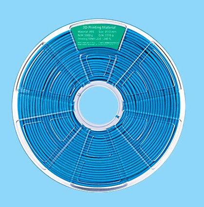Filamento ABS 1.75 1kg para impresion 3D Azul cielo