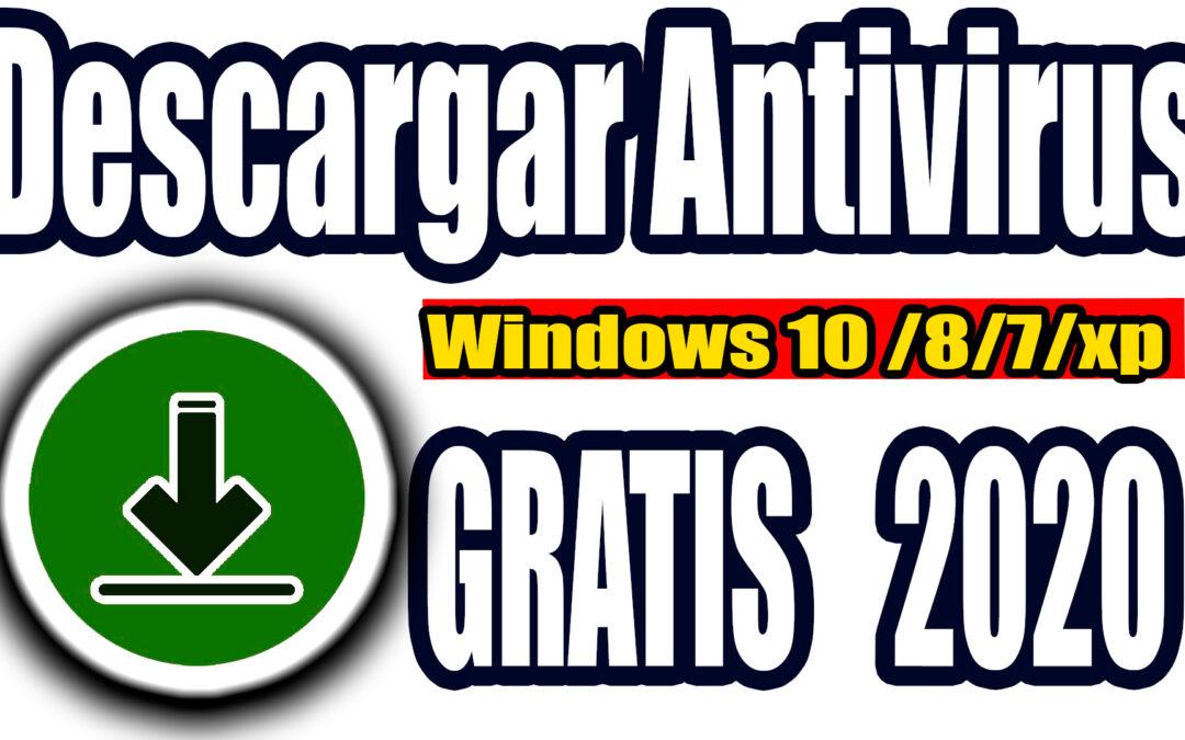 Antivirus gratis para windows 10| Descarga gratis