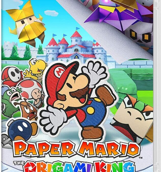 Juego Nintendo Switch: Paper Mario – The Origami King